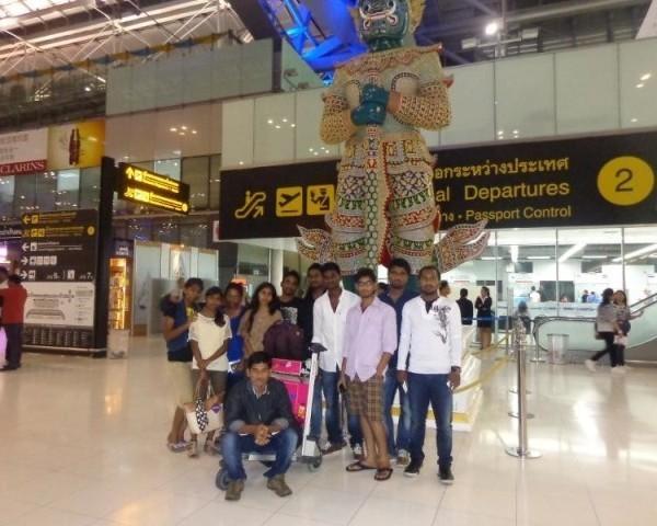 Singapore Internship Photos